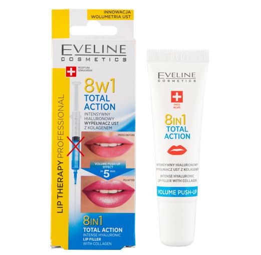 Eveline Блеск увеличивающий объем губ №438 Lip volume explosion, 9 мл — купить в интернет-магазине OZON с быстрой доставкой