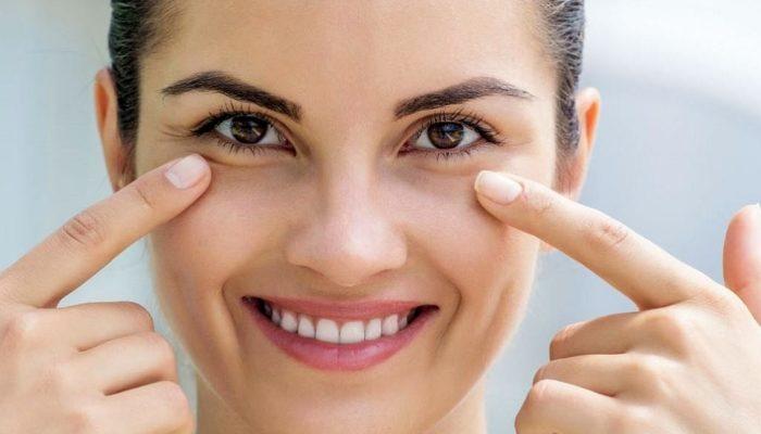 Морщины под глазами после биоревитализации