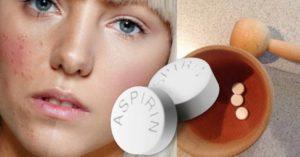Пилинг с аспирином и медом в домашних условиях